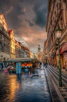 Prague Market -