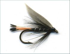 Scottish Trout Flies | ... wheatley aluminium trout fly box see trout lures scottish trout flies