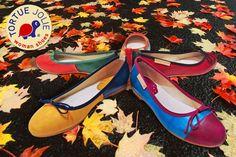 New Collection #Bailarinas #Ballerinas #StreetStyle #WomanShoes #FashionBlogger #UrbanStyle #FashionLadies #ShoeLovers #Zapatos #SpringStyle #TortueJolie