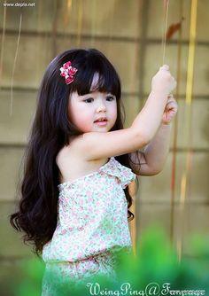 So cute baby girl ❤Xoxo Cute Little Baby, Baby Kind, Cute Baby Girl, Little Babies, Baby Love, Cute Babies, Little Girls, Precious Children, Beautiful Children