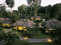 Chan Chich Lodge - Belize