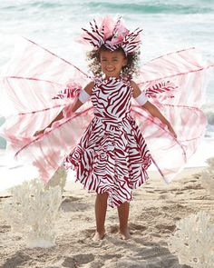 lionfish girls costume