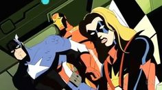 "Cap, Iron Man and Ms.Marvel in ""Operation Galactic Storm"" on The Avengers Earth's Mightiest Heroes Season 2"