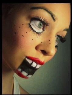 Neat Halloween makeup
