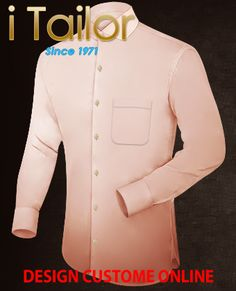 Design Custom Shirt 3D $19.95 chemise blanche Click http://itailor.fr/shirt-product/chemise-blanche_it594-2.html