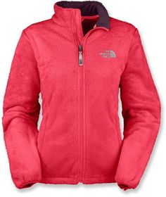 North Face Osito jacket in Teaberry Pink, really pretty! :-) i have to get it