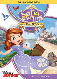 It's up to Princess Sofia, the newest student at the Royal Preparatory Academy, to break the spell of a clumsy sorcerer before it can cause too much damage. Meanwhile, Cinderella offers Sofia some muc
