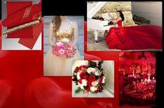 4 Ways To Have A Sweet And Romantic #ValentinesThemeWedding#WeddingInspirations #A2zWeddingCards
