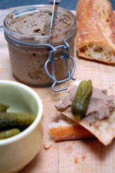 Pâté de foies de volaille maison | Torchons & Serviettes