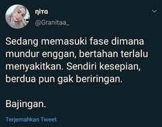 Quotes Lucu, Cinta Quotes, Quotes Galau, Hard Quotes, Daily Quotes, Funny Quotes, Study Motivation Quotes, Broken Quotes, Aesthetic Words