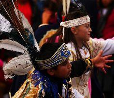 Native American Children by Rennett Stowe, via Flickr