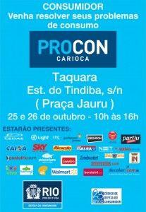 1x1.trans Procon: consumidores e empresas em acordo na Taquara