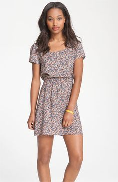 Fun everyday casual dress  I want spring & summer!