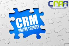 CRM – Career Defining Online Courses