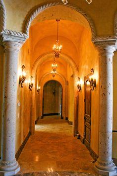 Columns & arches
