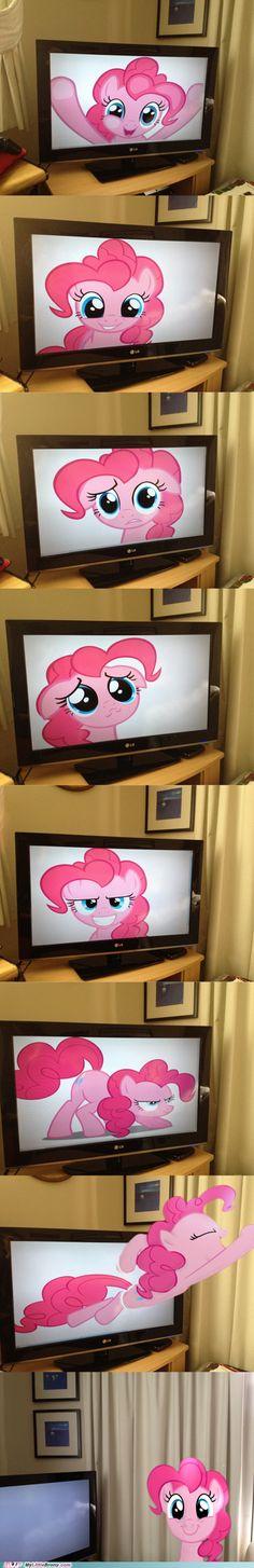 Just... Pinkie Pie