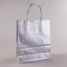 Coloured paper carrier bags at great prices from Carrier Bag Shop. Paper Carrier Bags, Knight Party, Silver Paper, Colored Paper, Paper Shopping Bag, Handle, Tote Bag, Classic, Gifts