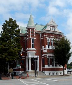 Augusta Cotton Exchange Building in Richmond County, Georgia.