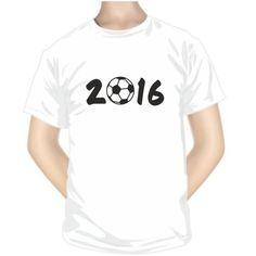 T-shirt de foot: 2016 - Collection supporteur Euro 2016 - SiMedio