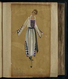 Robe Alibaba, Paris 1920, copyright Patrimoine Lanvin #JeanneLanvin #Lanvin
