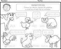 Los sonidos de los animales en espanol