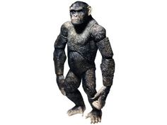 Hiya Rise Of The Planet Of The Apes Koba 5 inch Scale Action Figure.