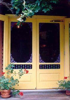 Double Screen & Storm Doors - YesterYears Vintage Doors
