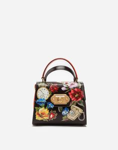 The Welcome bag is the newest addition to the Dolce Gabbana collection. Its  shape and design marry the fashion codes of the past with those of the new  ... 03e7fa88c2a