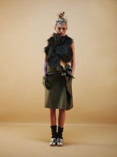 model weasr miyao AW 2015 fashion design 8