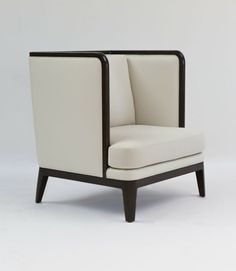 Seating. Pagoda Club Chair by Andree Putman. Shop It: Ralph Pucci.