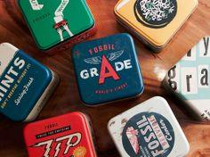 Riley Cran | Blog - Vintage tins, logos