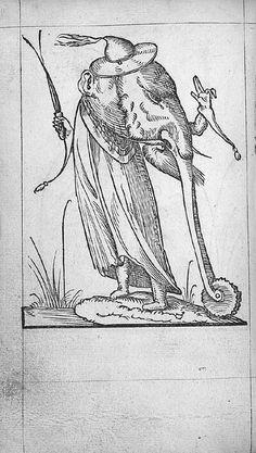 Desprez, François,Les Songes drolatiques de Pantagruel, A Paris, Par Richard Breton 1565