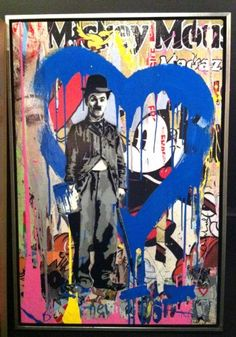 Art Review: Mr Brainwash @ Opera Gallery | Londonist
