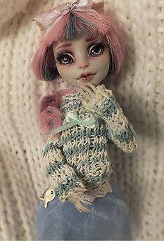 Rochelle Goyle OOAK Doll Monster High Repaint | eBay