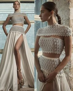 The most beautiful dresses in the World 2019 Indian Dresses, Indian Outfits, Look Fashion, Indian Fashion, Fashion Beauty, Ladies Fashion, Daily Fashion, Fashion Ideas, Winter Fashion