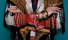 Necklace, Bangles & Rings