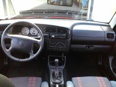 VW Golf MK3 1992-1998 interior