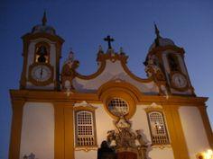 Matriz de Santo Antonio, Tiradentes, Minas Gerais
