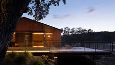 Brecon Estate Winery by Aidlin Darling Design