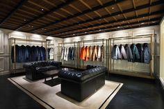 Mackintosh flagship store by Wonderwall, Tokyo store design