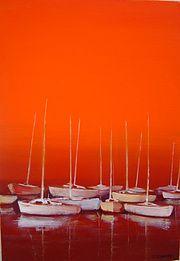 Rouge plaisance. J-J. Chambry