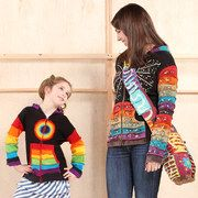 Take a look at the Rising International clothing line... love it.. for all the hippie flower children out there