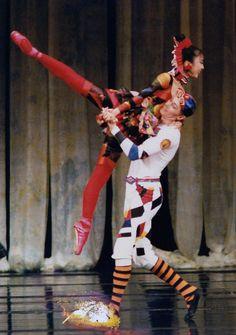 Elle, c'est ma copine. Ryoko  AALTO Ballet Theater ESSEN