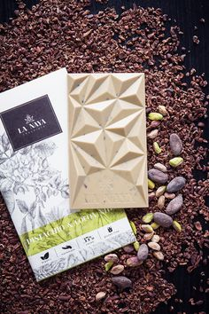 Chocolate packaging for artisan bean to bar chocolate