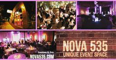 We are thrilled to partner with Nova 535 the #1 rated event space in St. Petersburg for our upcoming Pink Martini. If you haven't yet had the opportunity to experience this venue on your own please be sure to join us at the event on Tuesday evening November 10th. Enjoy Tito's Handmade Vodka signature pink martini cocktails and mix n' mingle with your friends and guest emcee Linda Hurtado. The evening will include a fashion show with designs by Sandra Gray Originals and recognition of our top…