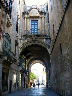 Valetta Street, Malta