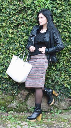 Boa Páscoa!     Hoje apresento-vos o look pelo qual optei este Domingo de Páscoa. Espero que gostem! ♥                O casaco  é da Zara...