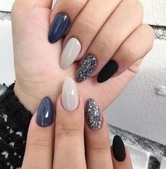 Top 40 Winter Nail Designs To Try This Winter 2020