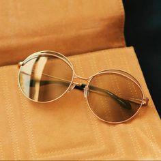 Sonix Oasis Amber Mirror Sunnies, $98