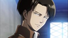 "I got Levi Ackerman from ""Attack on Titan""! Which Male Anime Character Will You Marry Based On 3 Questions?"